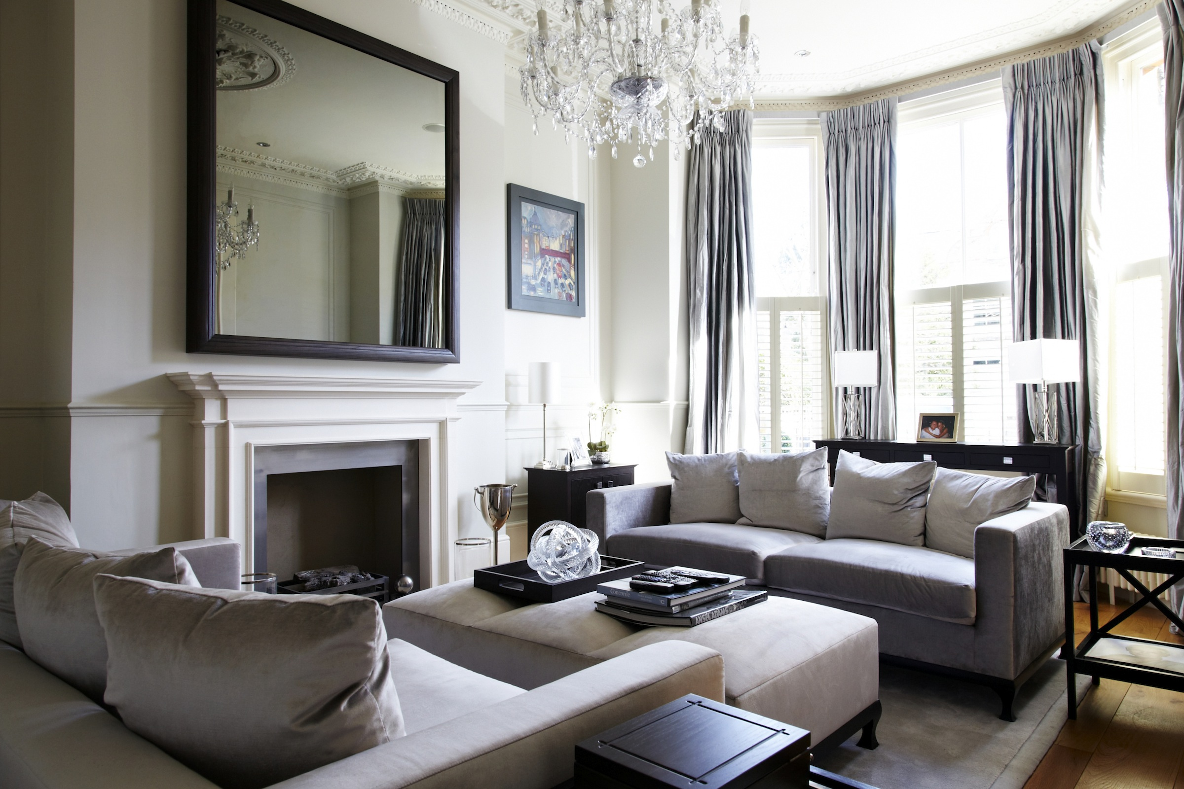 We have assembled our favorite small living room ideas to help make your room feel more spacious
